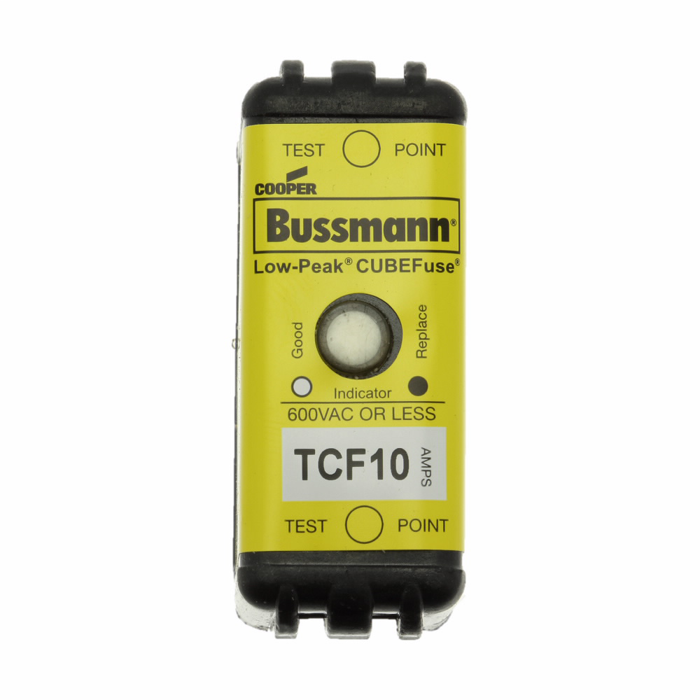 Bussmann Series TCF10 10 Amp Fuse Assembly