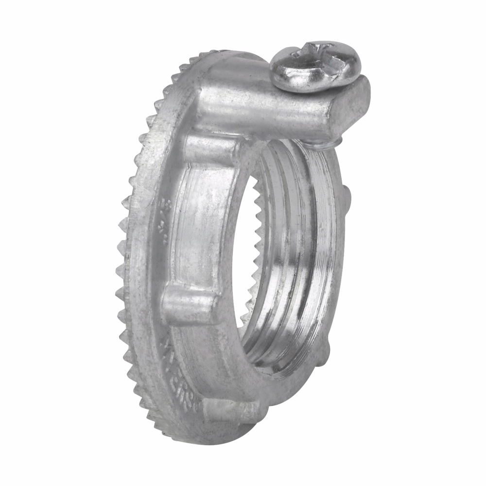 Crouse-Hinds Series STGN 6 2 Inch Zinc Ground Nut