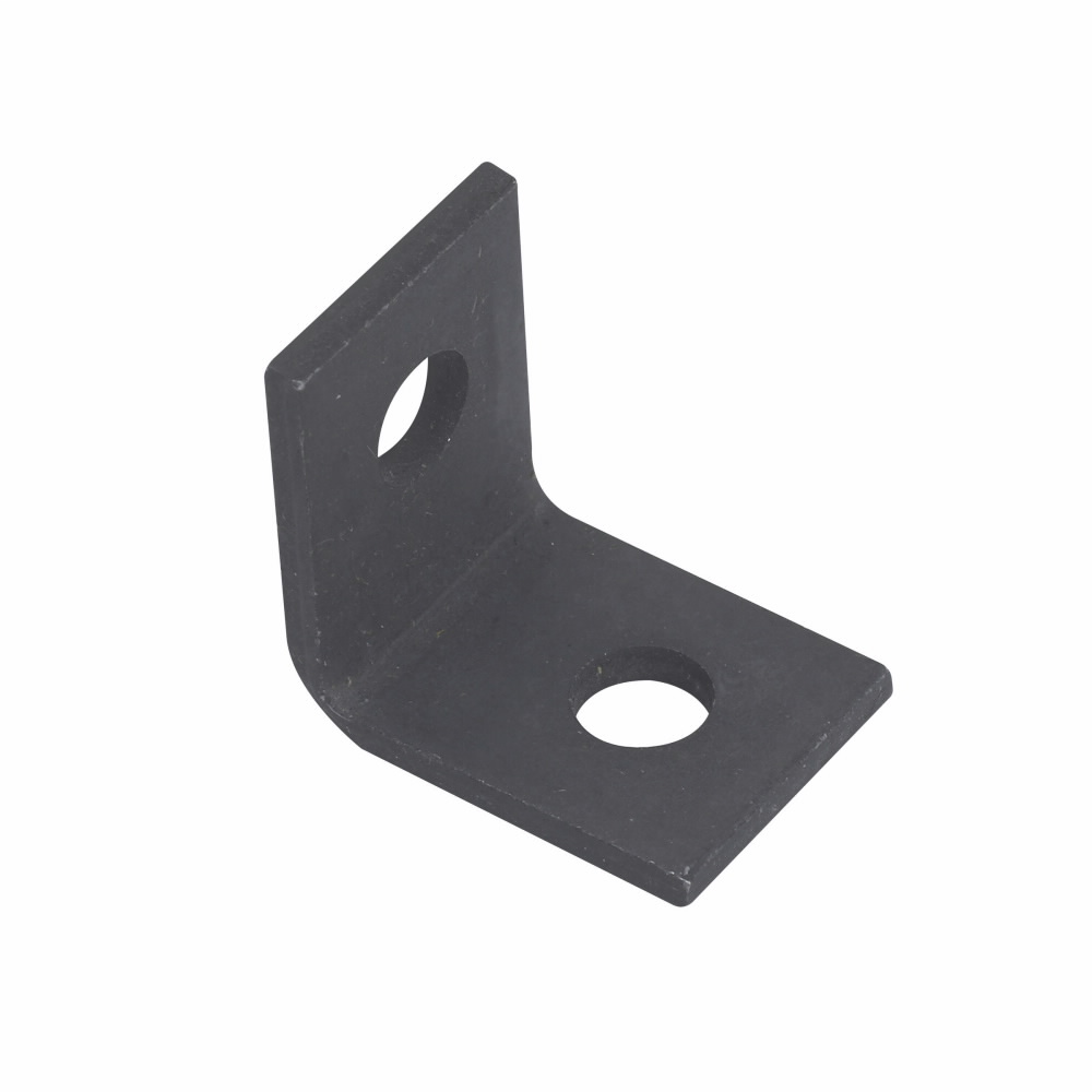B-LINE BH7 ANGLE BRACKET WITH1/4-IN. HOLES