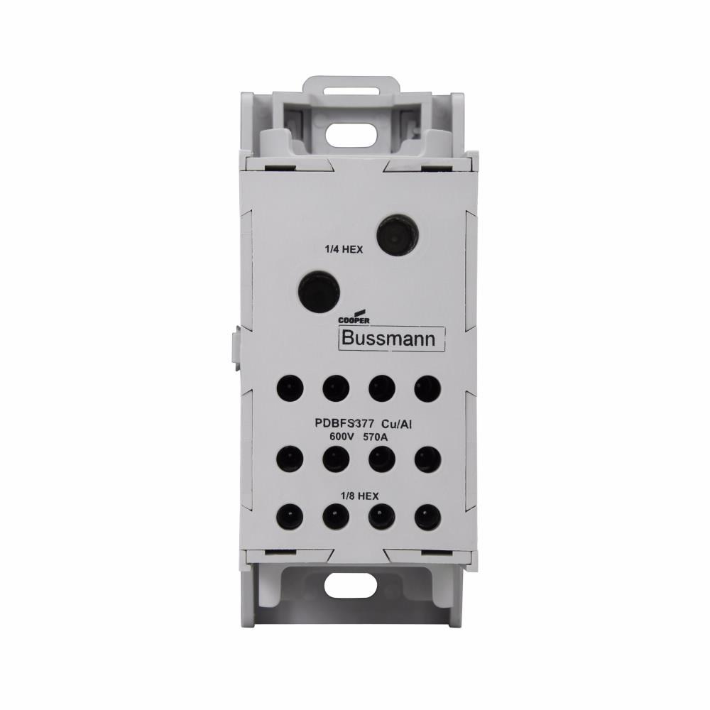 Bussmann Series PDBFS377 Finger Safe Assembly