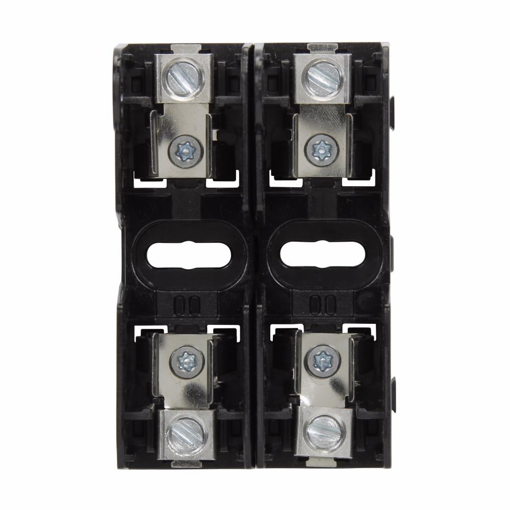 BUSS JM60030-2CR Class J fuse block