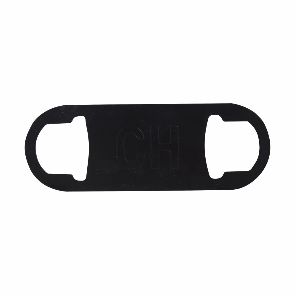 Crouse-Hinds Series GASK575 1-1/2 Inch Neoprene Form7 Conduit Outlet Body Gasket