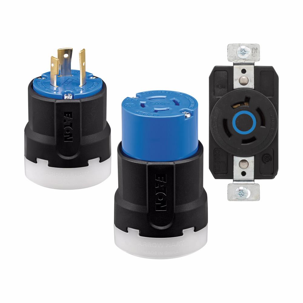 EWD AHCL1520P CCL Plug 20A 250V 3PH