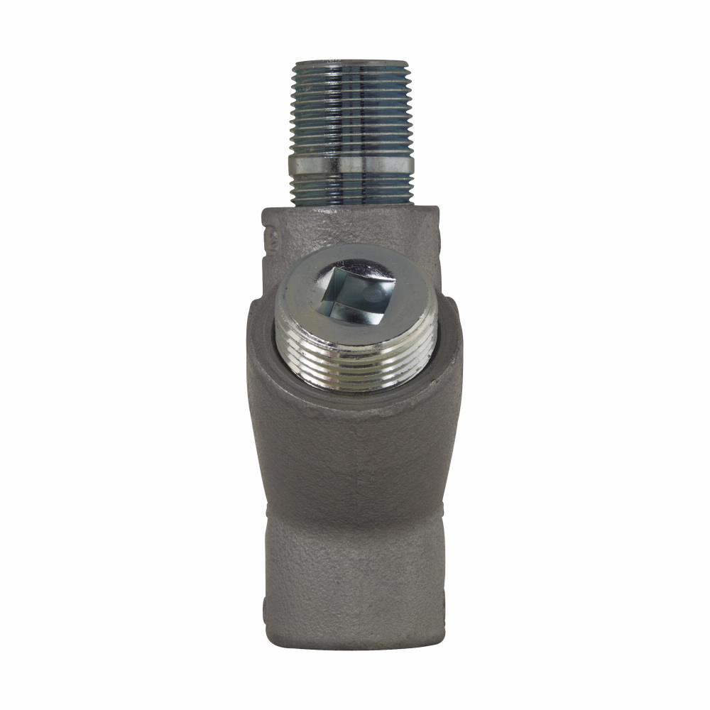 Crouse-Hinds Series EYS36 SA 1 Inch Male/Female Hub Copper Free Aluminum Conduit Sealing
