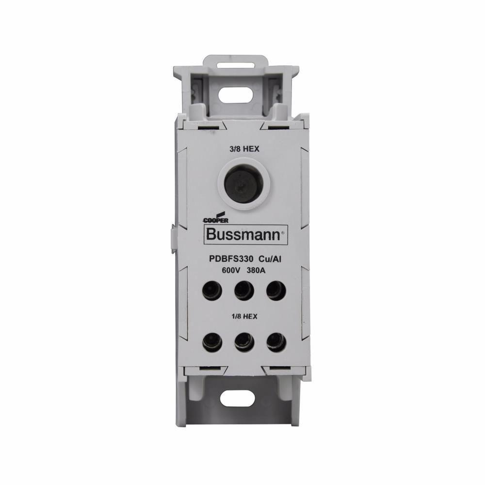 Bussmann Series PDBFS330 Finger Safe Assembly