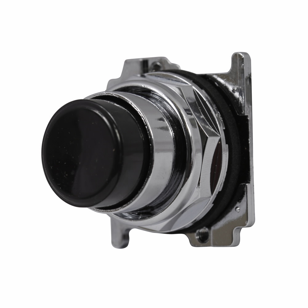 Eaton Electrical 10250T111 30.5 mm Momentary Die-Cast Zinc IP65 Extended Heavy-Duty Non-Illuminated Push Button Operator