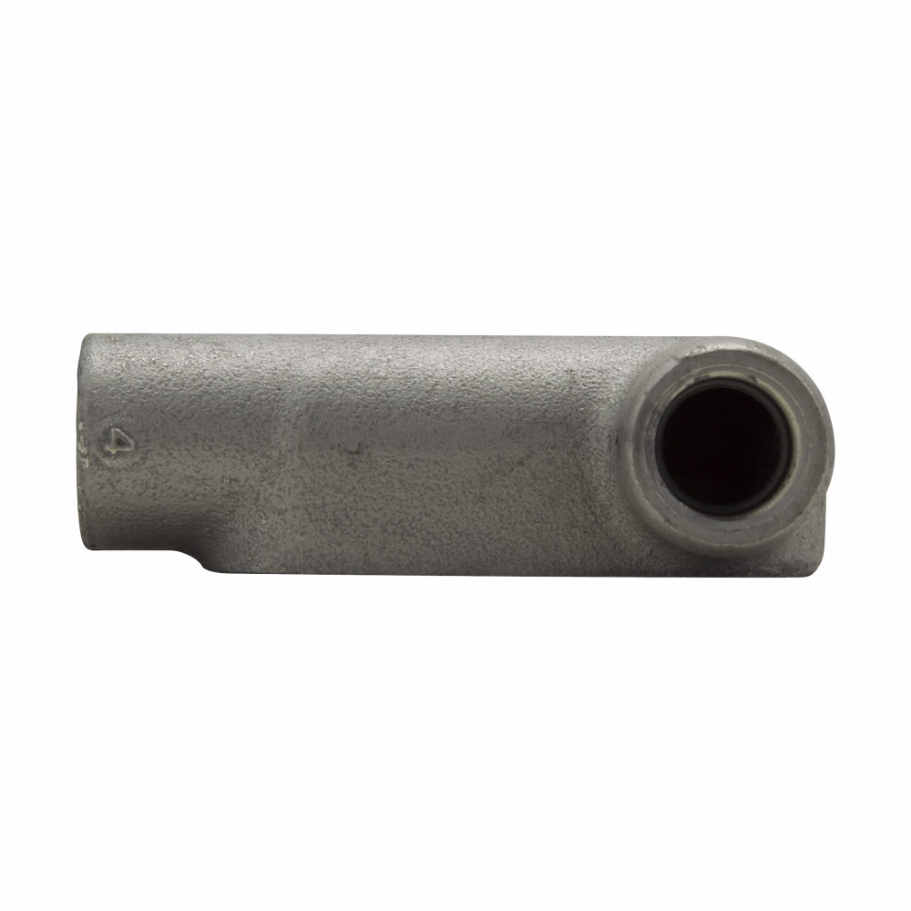 Crouse-Hinds Series LR87 3 Inch Iron Alloy Form7 Type LR Threaded Rigid Conduit Body