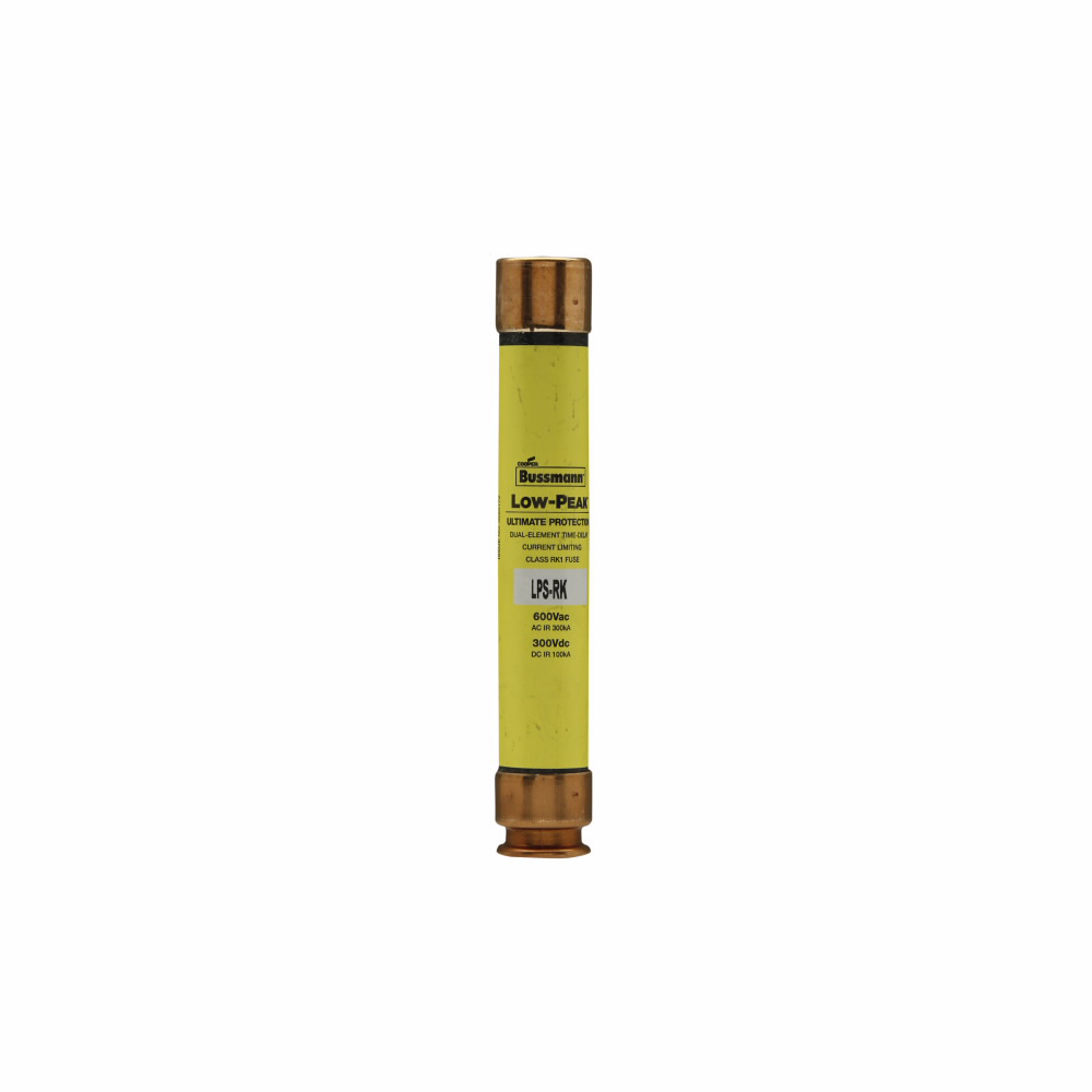 Bussmann Series LPS-RK-5SP Low Peak Dual Element Fuse
