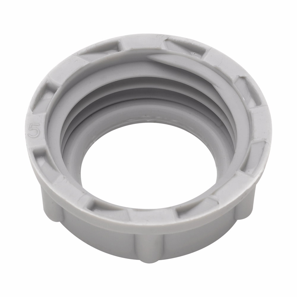Crouse-Hinds Series 936 2 Inch Plastic 105 Degrees C Insulated Threaded Rigid Conduit Bushing