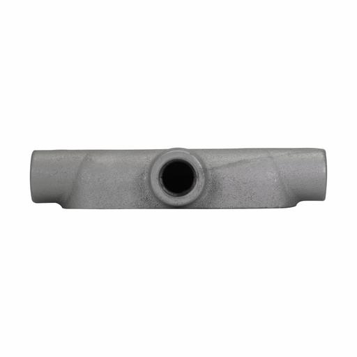 "Eaton Crouse-Hinds series Condulet B mogul conduit body, Feraloy iron alloy, T shape, 2"""
