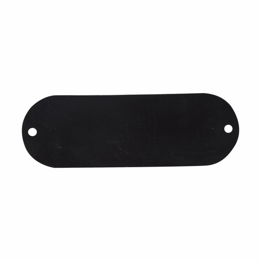 """Eaton Crouse-Hinds series Condulet Form 8 gasket, Neoprene, 1/2"""", Solid"""