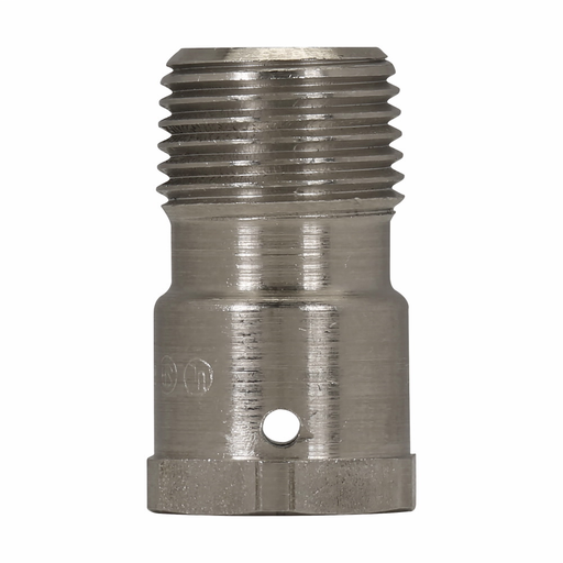 """Mayer-Eaton Crouse-Hinds series ECD universal breather/drain, Stainless steel, 1/2""""-1"""