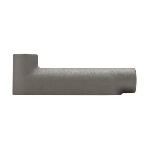 Eaton Crouse-Hinds series Condulet B mogul conduit body, Feraloy iron alloy, LB shape, 1""