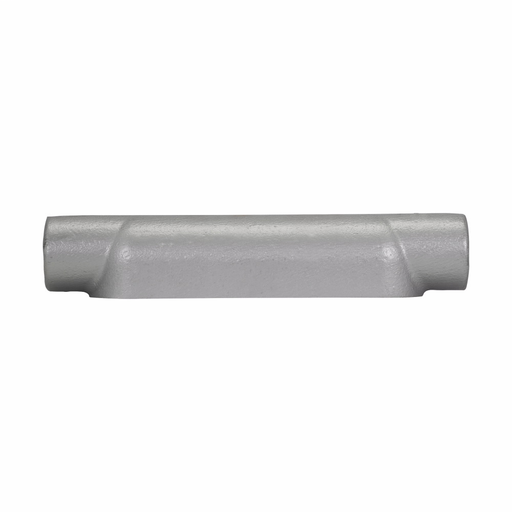 Eaton Crouse-Hinds series Condulet B mogul conduit body, Copper-free aluminum, C shape, 1-1/2""