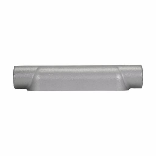 "Eaton Crouse-Hinds series Condulet B mogul conduit body, Feraloy iron alloy, C shape, 1-1/2"""
