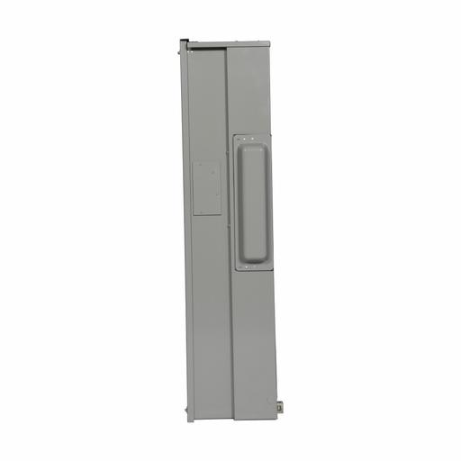 Eaton main terminal box, Utility pull box, 1200A, Aluminum, NEMA 3R, Underground, Three-wire, Single-phase, (4) #2-600 kcmil, 120/240V