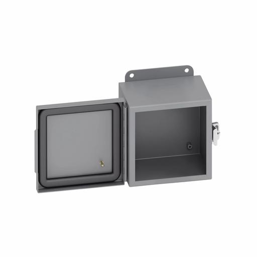 Eaton B-Line series JIC panel enclosure