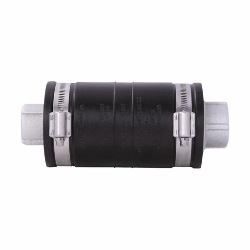 "Eaton Crouse-Hinds series XD deflection coupling, Rigid/IMC, Feraloy iron alloy, 1"""