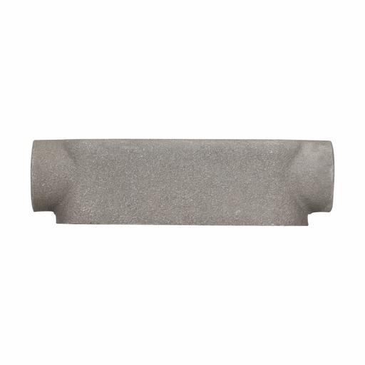 "Eaton Crouse-Hinds series Condulet Mark 9 conduit outlet body, Copper-free aluminum, C shape, 1-1/2"""