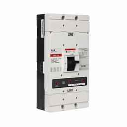 C-H MDL3800WK 800 Amp 3-Pole Molded Case Circuit Breaker Eaton Cutler Hammer