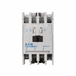 C-H CE15BNS3AB Contactor Freedom Series, Open, Size B, 120 Volt Coil Eaton Cutler Hammer