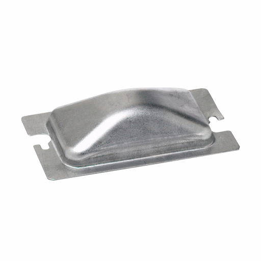 """Mayer-Eaton B-Line series conduit support fasteners, Ruff-IN products, 1"""" Height, 1"""" Length, 1"""" Width, 0.097lbs, Metal protector plates, Plaster ring style: One device-1"""