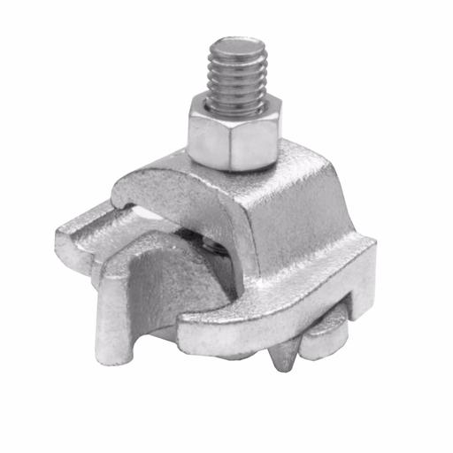 "Eaton Crouse-Hinds series ETC edge type conduit clamp, Rigid/IMC, Iron, Electrogalvanized, 1-1/4"""