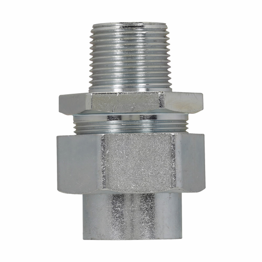 """Mayer-Eaton Crouse-Hinds series UNY union, Rigid/IMC, Male, Steel, Group B rated, 3/4""""-1"""