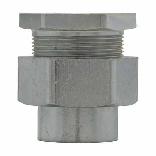 """Mayer-Eaton Crouse-Hinds series UNF union, Rigid/IMC, Female, Steel, Group B rated, 3/4""""-1"""