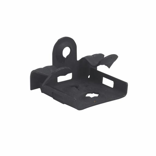 "Mayer-Eaton B-Line series beam fasteners, Beams, Flange, 1"" Height, 1"" Length, 1"" Width, 0.06lbs, 20 x 0.38"" ked stud, Universal beam fasteners, .13"" Min mount size, .25"" Max mount size-1"