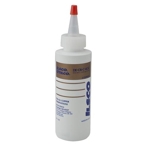 Mayer-DE-OX® Oxide Inhibitor, Petroleum Base, Copper Flecks Additive, 4 OZ Bottle-1