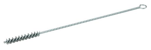 """1/4"""" Hand Tube Brush, .005"""" Stainless Steel Wire Fill, 1-1/2"""" Brush Length"""