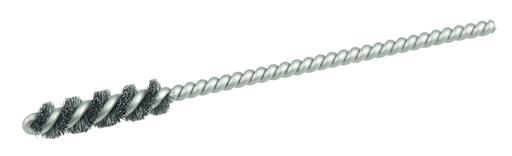 """5/16"""" Power Tube Brush, .005"""" Steel Wire Fill, 1"""" Brush Length"""