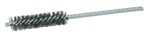 """1/2"""" Power Tube Brush, .006"""" Steel Wire Fill, 2"""" Brush Length"""