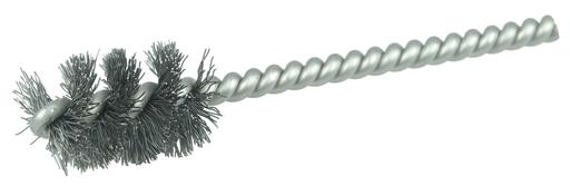 """5/8"""" Power Tube Brush, .005"""" Stainless Steel Wire Fill, 1"""" Brush Length"""