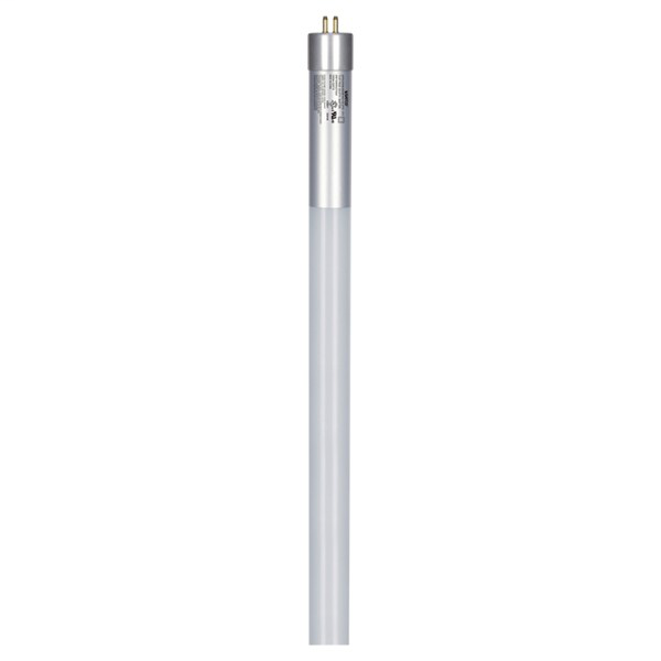 25W T5 LED; Miniature bi-pin base; 5000K; 50000 Average rated hours; 3300 Lumens; 120-277V