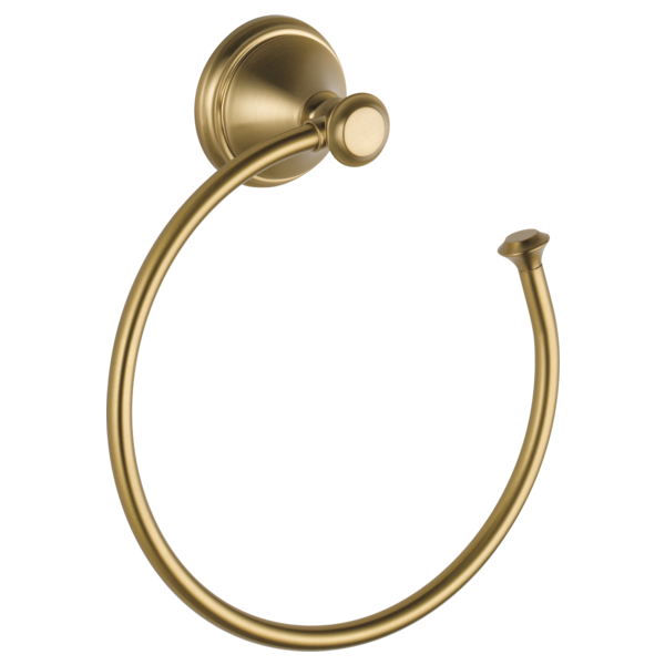 Cassidy Towel Ring - Champagne Bronze