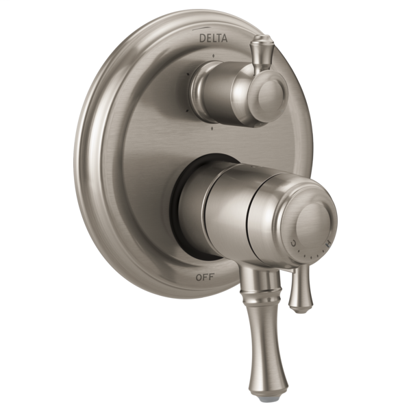 DELTA® T27997-SS Monitor® 17 6-Setting Traditional Valve Trim, Stainless Steel