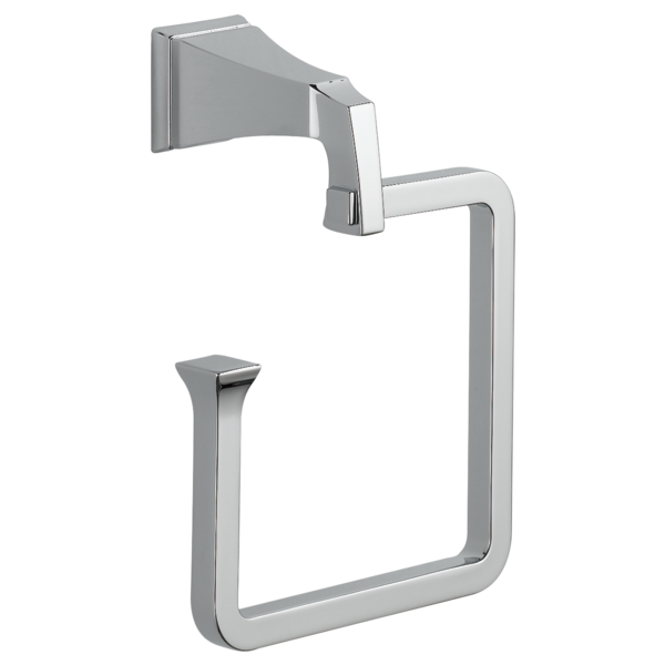 Dryden Towel Ring - Chrome