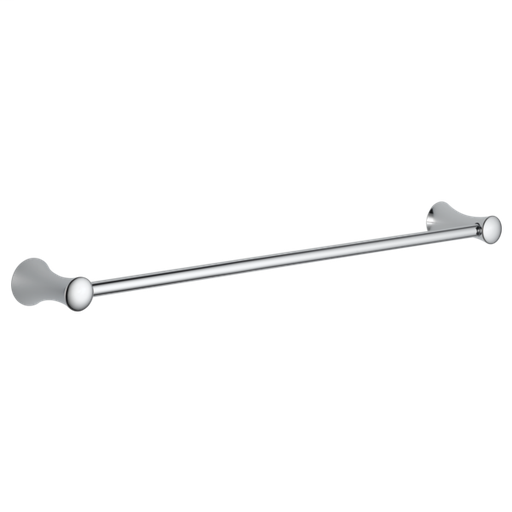 "Lahara 24"" Towel Bar - Chrome"