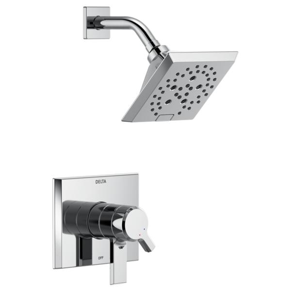 DELTA® T17299 Monitor® 17 Shower Trim, 1.75 gpm Shower, Polished Chrome