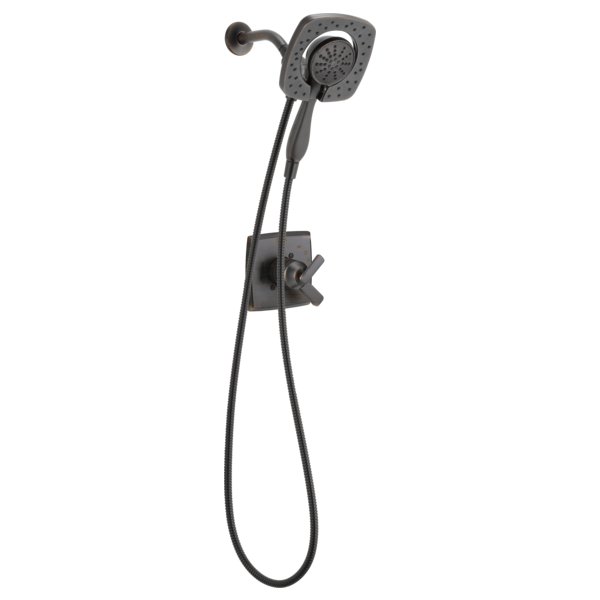 DELTA® T17264-RB-I Monitor® 17 Shower Trim With In2ition® Shower, 1.75 gpm Shower, Venetian Bronze
