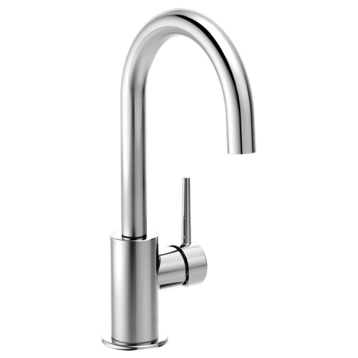 Trinsic Single Handle Bar Faucet - Chrome