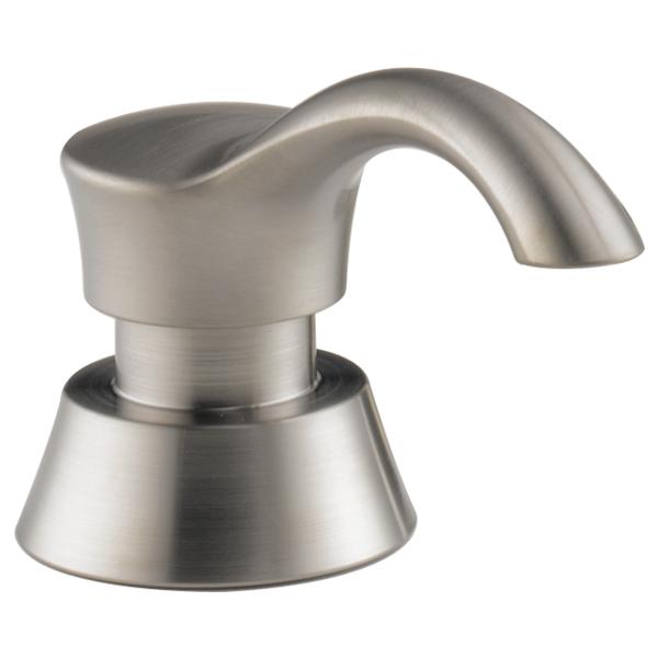 Delta Soap / Lotion Dispenser - Stainless