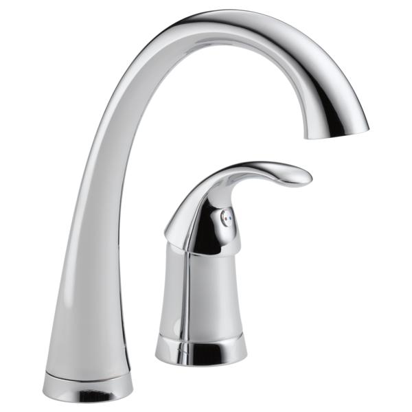Pilar Single Handle Bar / Prep Faucet - Chrome