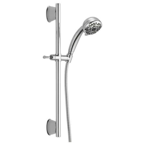 5-Setting Slide Bar Hand Shower - Chrome
