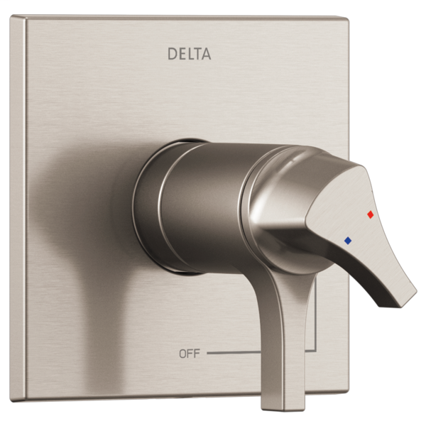 DELTA® T17T074-SS TempAssure® 17T Valve Trim Only, 1.75 gpm Shower, Stainless Steel