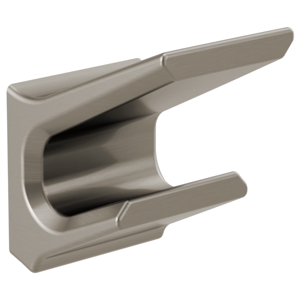 Pivotal Double Robe Hook - Stainless