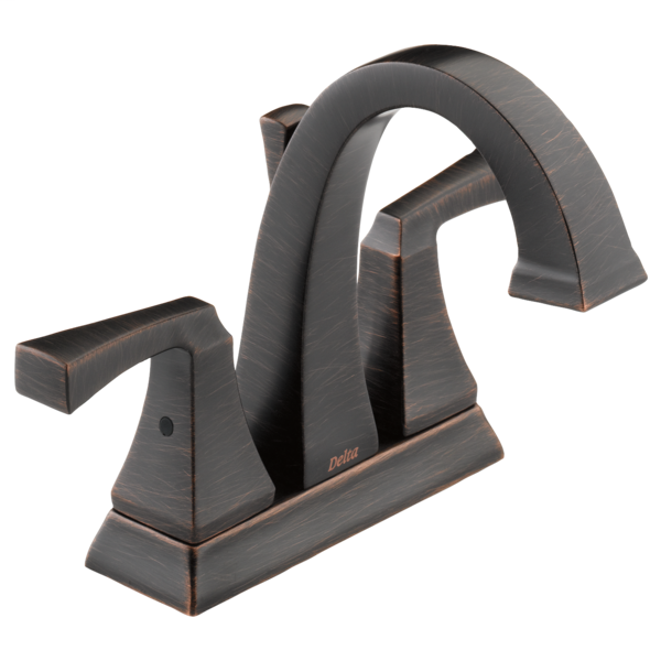 Dryden Two Handle Centerset Bathroom Faucet - Venetian Bronze
