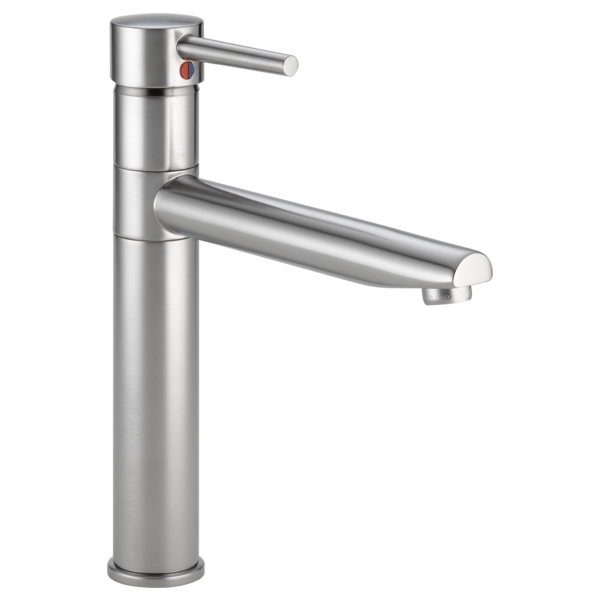 Trinsic Single Handle Kitchen Faucet - Arctic Stainless